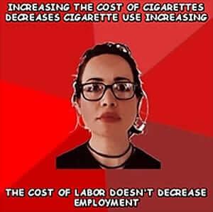Employment Cost Joke