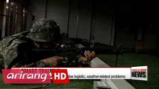 stock-market-videos aTiKiW - S. Korea's Reserve Army Training With Newest Technology