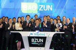 Baozun Short Squeeze Set Up