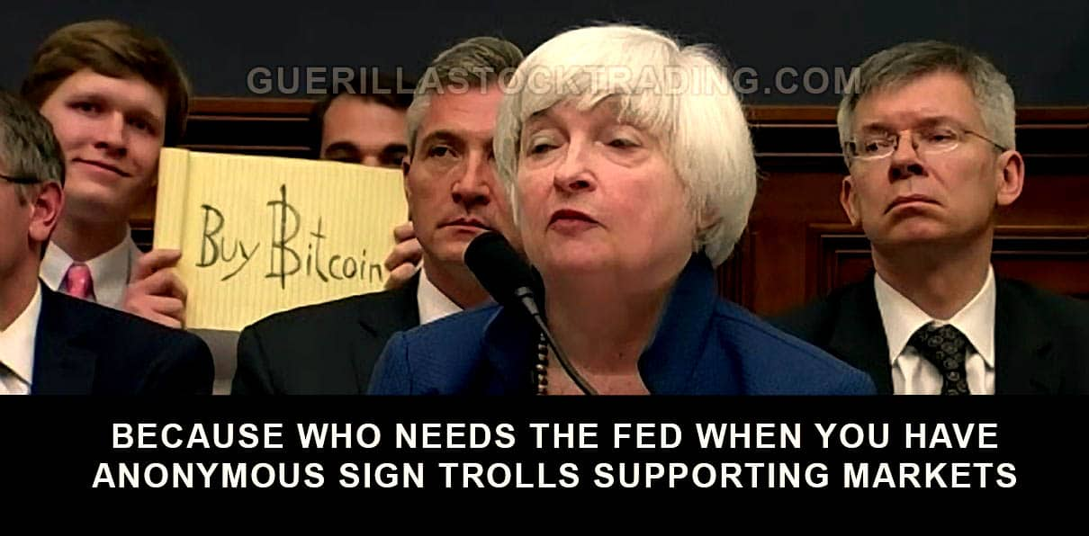 Yellen Bitcoin Trolled In Testimony Before Congress