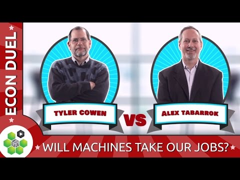 Machines and Computer AI Are Not Going To Take All Our Jobs, Here's Why