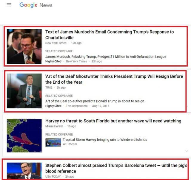 business google news 640x603 - Destroy Trump Establishment Media Continues Propaganda