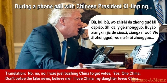 Trumps Failed Negotiations With The Chinese